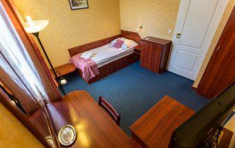 standard egyágyas szoba - classic hotel