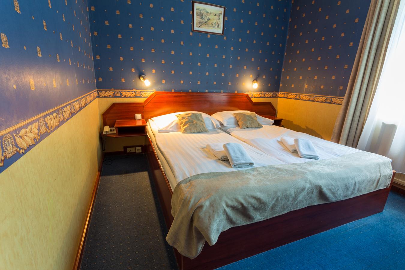 standard kétágyas szoba - classic hotel